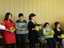 Արարատի մարզպետ Արամայիս Գրիգորյանը շնորհավորել է մարզպետարանի կանանց Մարտի 8-ը
