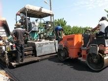 Շարունակվում են Հնաբերդ-Վերին Արտաշատ ճանապարհահատվածի հիմնանորոգման աշխատանքները