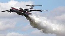 ՌԴ ԱԻՆ հրդեհաշիջման ինքնաթիռը շուտով կլինի Հայաստանում