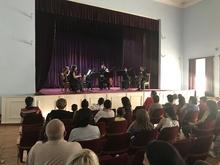 Հյուրախաղերով Արարատ քաղաքում էր Հայաստանի ազգային ֆիլհարմոնիկ նվագախումբը