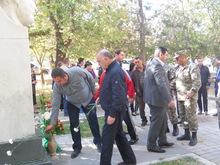Սգո երթ  Հոկտեմբերի 27-ի զոհերի հիշատակին