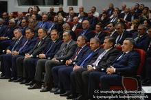 Դիլիջանում կայացել է   տեղական ինքնակառավարման և տարածքային կառավարման մարմիններին նվիրված խորհրդաժողովը