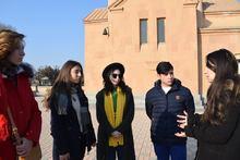 Մասիսի երիտասարդական կենտրոնը հյուրընկալել է <<Российско-Армянский Союз Молодежи>> կազմակերպության ներկայացուցիչներին:
