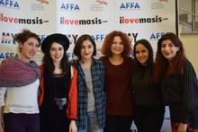 Մասիսի  երիտասարդական կենտրոնում կայացել է  <<Just Winter>> խորագրով ցուցահանդես-մրցույթը