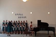 Տարեվերջյան հաշվետու համերգ Արտաշատի երաժշտական դպրոցում