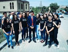 Գարիկ Սարգսյանը մասնակցել է Սահմանադրության օրվան նվիրված միջացառմանը