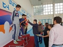 Գարիկ Սարգսյանը ներկա է գտնվել Ռազմիկ Գոլեցյանի անվան միջազգային հուշամրցաշարին