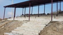 Վերանորոգվում է Վեդու քաղաքային մարզադաշտը