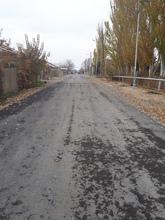Ասֆալտապատվել է Արալեզ համայնքի  Չարենցի փողոցը