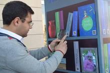 Մասիսում տեղադրվել է էլեկտրոնային գրադարան