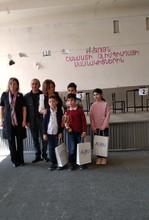 Մասիսի թիվ 3  հիմնական դպրոցի թիմը կմասնակցի դպրոցականների շախմատի օլիմպիադայի հանրապետական փուլին