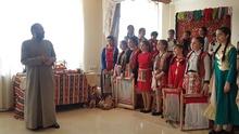 «Հայկական գորգագործական մշակույթի պատմությունը» խորագրով միջոցառում՝ Մասիսի թիվ 2 հիմնական դպրոցում