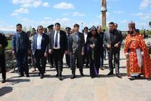 Քայլերթ՝  նվիրված  Հայոց  ցեղասպանության  զոհերի հիշատակին