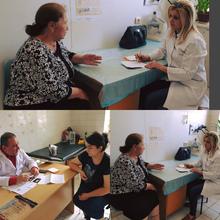 Բժշկական անվճար հետազոտություն՝ Շահումյան համայնքում