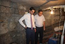 Մարզպետ Գարիկ Սարգսյանը համայնքներում ծանոթացել է ջրամատակարարման խնդրին