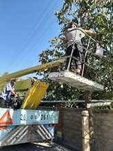 Նորացվում է Արարատ գյուղական համայնքի լուսավորման համակարգը