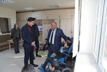 Մարզպետ Գարիկ Սարգսյանն այցելել է Խարբերդի մասնագիտացված մանկատուն