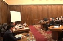 Մարզպետ Գարիկ Սարգսյանը ներկայացրել է Արարատի մարզի 2019 թվականի բյուջեի կատարողական հաշվետվությունը