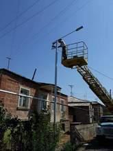 Հայտարարվել է մրցույթ՝ Բուրաստան համայնքի փողոցների արտաքին լուսավորության ցանցի կառուցման աշխատանքների կատարման համար