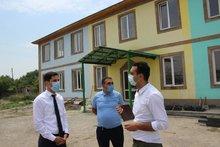 Գարիկ Սարգսյանը ծանոթացել է Ազատավան և Լանջազատ համայնքներում սուբվենցիոն ծրագրերով իրականացվող աշխատանքներին