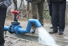 Քննարկվեցին Մասիս, Աշտարակ եւ Էջմիածին քաղաքների ջրամատակարարման ծրագրերը