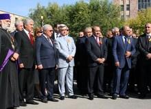 ՀՀ Նախագահ Սերժ Սարգսյանն այցելեց  Արարատի մարզ