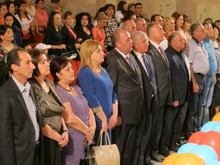 Տոնական համերգ` նվիրված ՀՀ Անկախության 23-րդ տարեդարձին