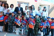 Անկախության տոնը` մանկապարտեզում