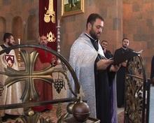 <<Մենք մեր զինվորի կողքին ենք>> միջոցառումը` Արտաշատի Սուրբ Հովհաննես եկեղեցում
