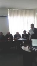 <<Արարատյան դաշտի ջրավազանային կառավարման պլանի մշակման նախագիծը>>  թեմայով քննարկում Արարատի մարզպետարանում